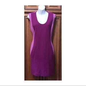 Diane Von Furstenberg Color block dress 8